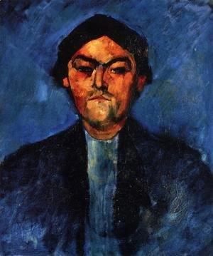 Amedeo Modigliani - The Typographer