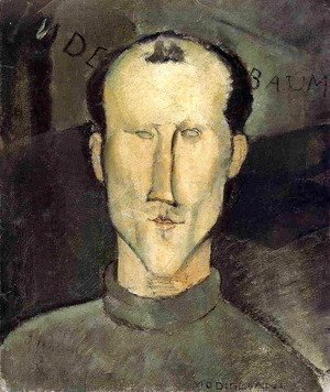 Amedeo Modigliani - Leon Indenbaum