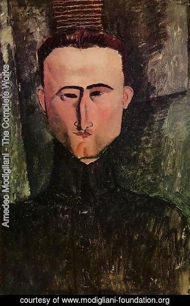 Amedeo Modigliani - Andre Rouveyre