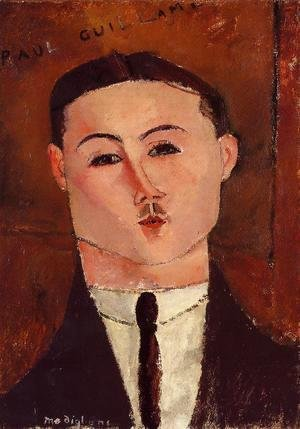 Amedeo Modigliani - Paul Guillaume