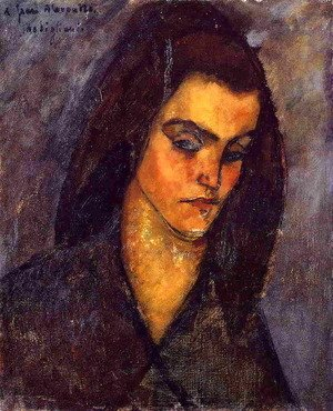 Amedeo Modigliani - Beggar Woman