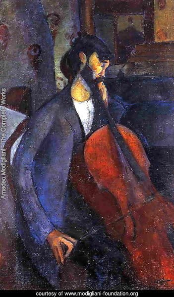The Cellist I