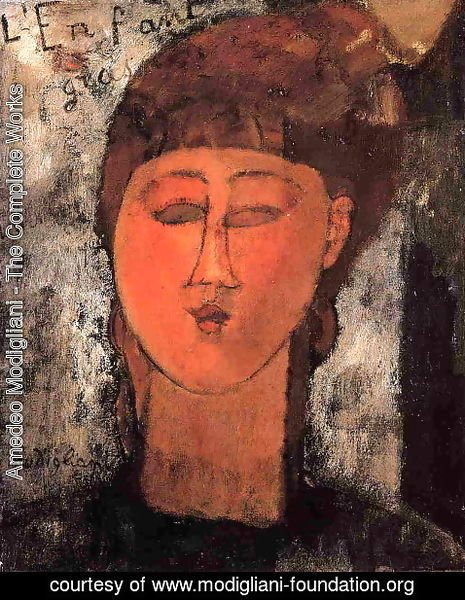 Amedeo Modigliani - Fat Child