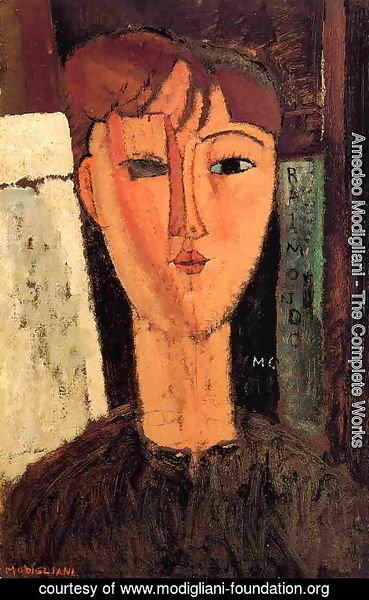 Amedeo Modigliani - Raimondo