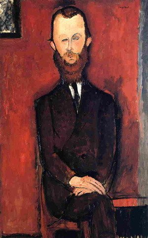 Amedeo Modigliani - Count Weilhorski