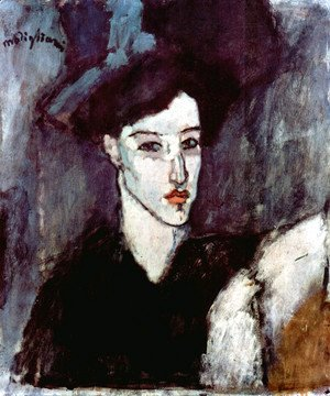 Amedeo Modigliani - The Jewish Woman