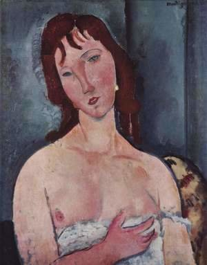 Amedeo Modigliani - Young Woman