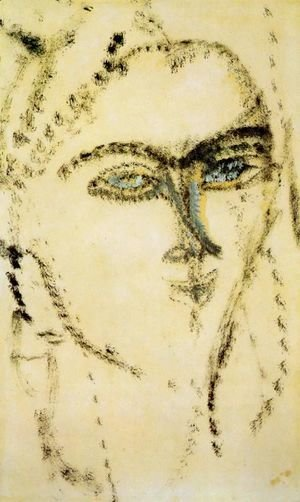 Amedeo Modigliani - Unknown 2