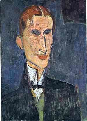 Amedeo Modigliani - Unknown 3