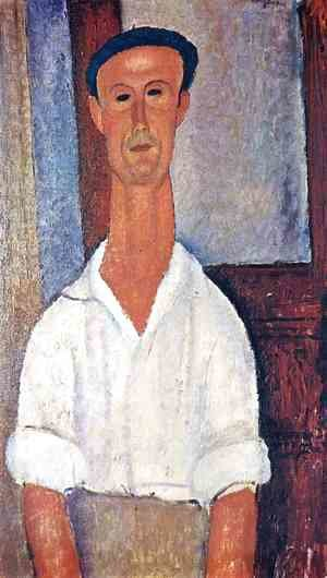 Amedeo Modigliani - Unknown 4