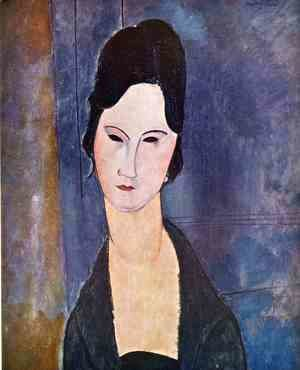 Amedeo Modigliani - Unknown 5