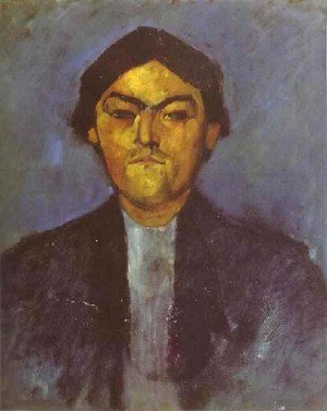 Amedeo Modigliani - Portrait Of Pedro
