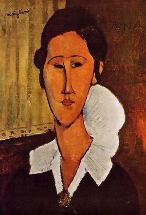 Amedeo Modigliani The Complete Works Portrait Of Jean